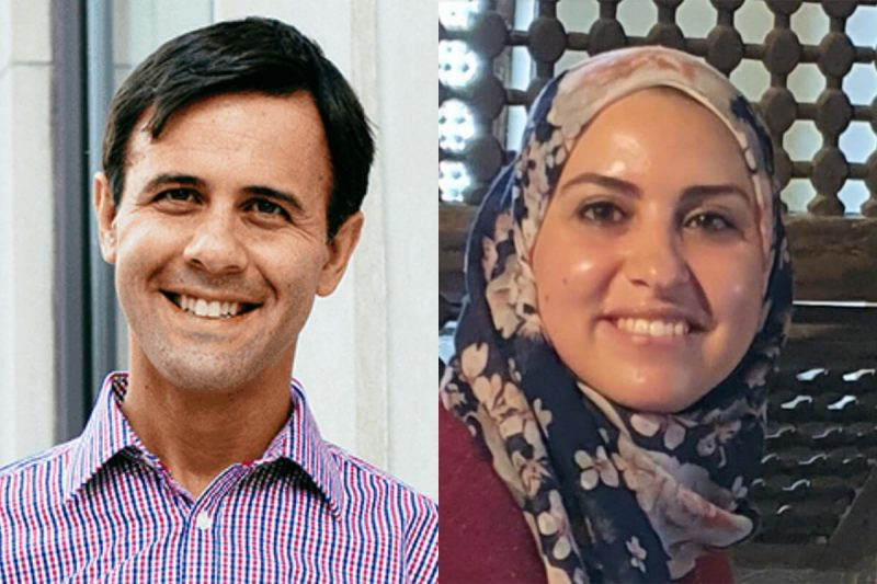 Join us on 3/5 at the SI and IE research meetings for talks with Adam Siegal and Shaimaa Lazem
