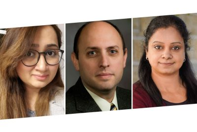 Join us at the SI and IE research meetings for talks with Neelma Bhatti, Alexander Leonessa and Divya Srinivasan
