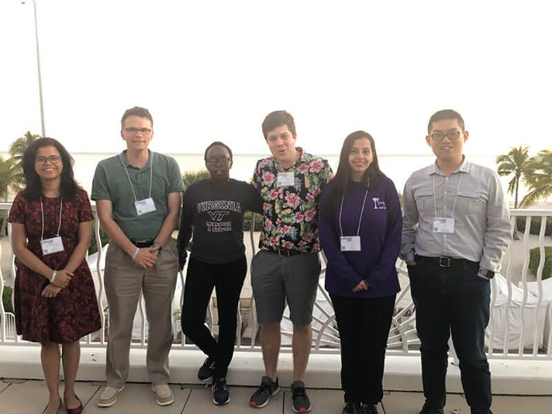 CHCI Faculty and Students Participate in the ACM International Conference on Supporting Group Work